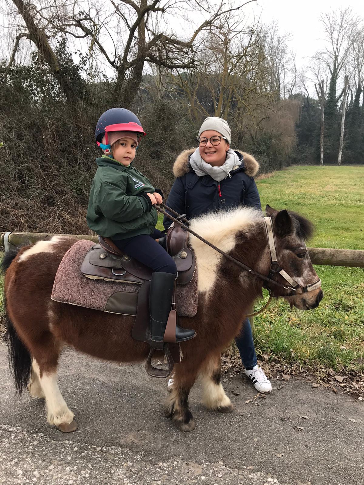 corsi per bambini a cavallo